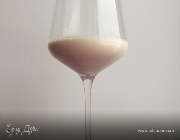 Розовое молоко по-киевски