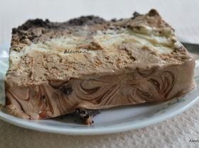 Замороженный десерт Мокко