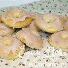 Пончики «эрл грей» с коричневым маслом