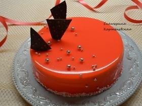 Муссовый торт «Блек Джек»