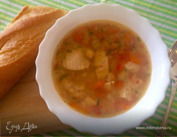 Суп из нута