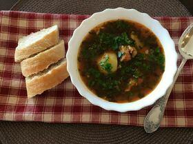 Мясной соус ( ხორცის სოუზი )