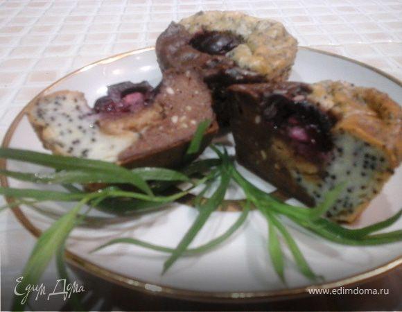 Сырники «Четыре вкуса» в духовке