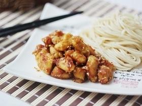 Куриное филе в китайском стиле