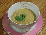 Чечевичный суп на кокосовом молоке