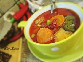 Разбойничий суп