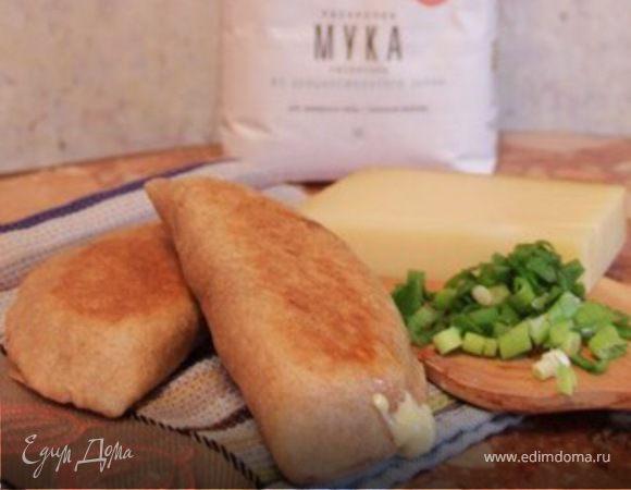 Тортилья цельнозерновая с сыром