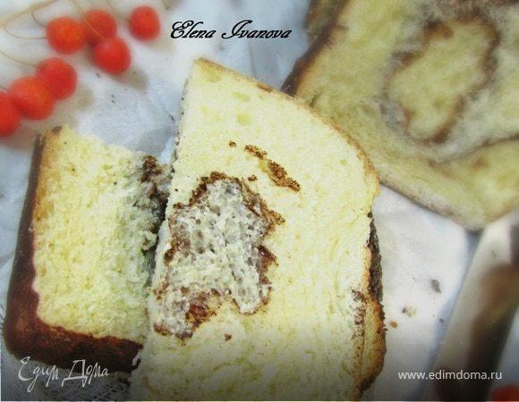 Сладкий хлеб «Как донат»