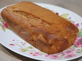 Медовый кекс на сметане с орехами пекан