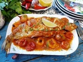 Рыба в «сумасшедшей воде»