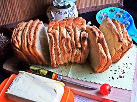 Итальянский хлеб «Гармошка»