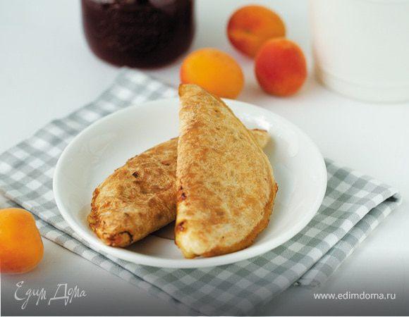 Пирожки с фруктовой начинкой