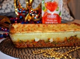 Пастуший пирог (Shepherd's pie)