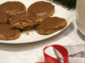 Шоколадное печенье «Реальная любовь»