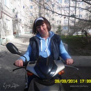 Елена Лисунова (Ильина)