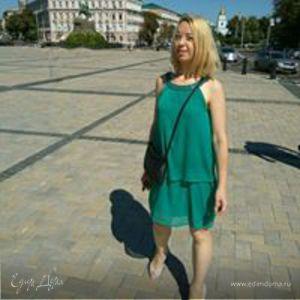 Iryna Kostevska