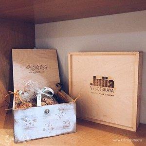 Эксклюзивный подарок от Юлии Высоцкой «JVbox»