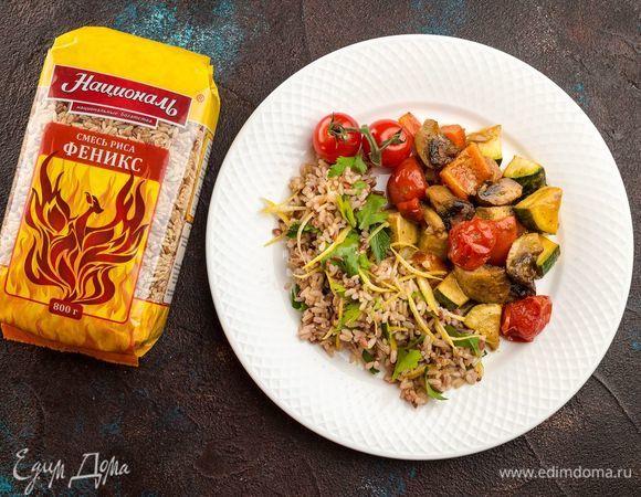 Конкурс рецептов «Готовим полезные блюда с «Националь»