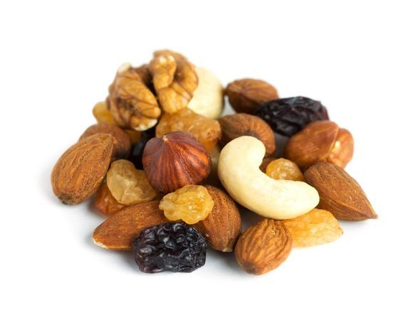 Орехи, семечки, сухофрукты