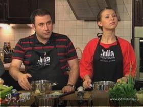 Кулинарная академия. Выпуск №10
