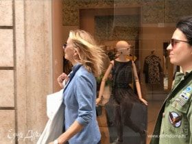 Мне это нравится! #1 | Юлия Высоцкая: про изучение языков, скандинавскую ходьбу, стресс и шопинг