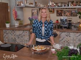 #сладкоесолёное №11 | Юлия Высоцкая — Апельсиновый пирог и имбирный чай