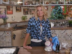#сладкоесолёное №15 | Юлия Высоцкая — Печенье «Снежки» с орехами пекан