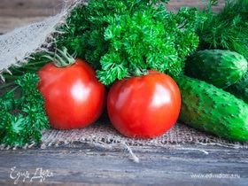 День томата и огурца-корнишона в Киевской области