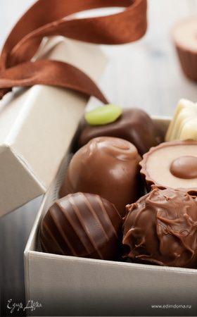 Фестиваль шоколада в Перудже (Италия)
