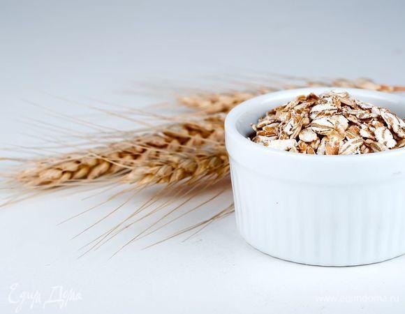 Пшеничные хлопья