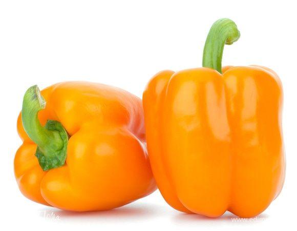 Перец сладкий оранжевый