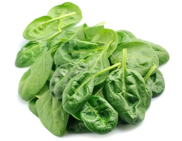 the effect of seaweed on spinach