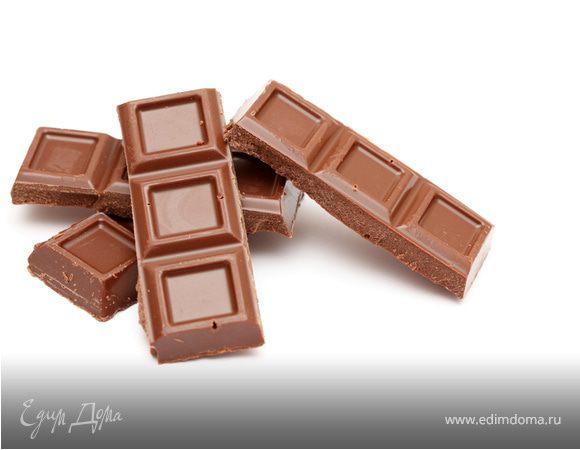 Шоколад молочный - рецепты