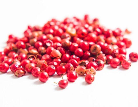 Перец красный горошком