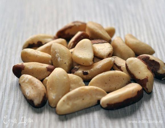 Орехи бразильские