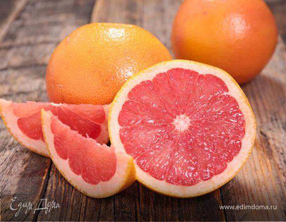 Грейпфрутовая цедра