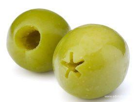 Оливки без косточек