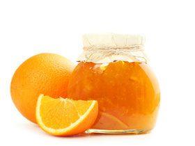 Апельсиновый джем с имбирем
