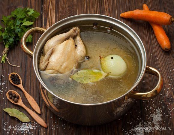 Куриный суповой набор