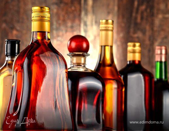 Алкоголь крепкий