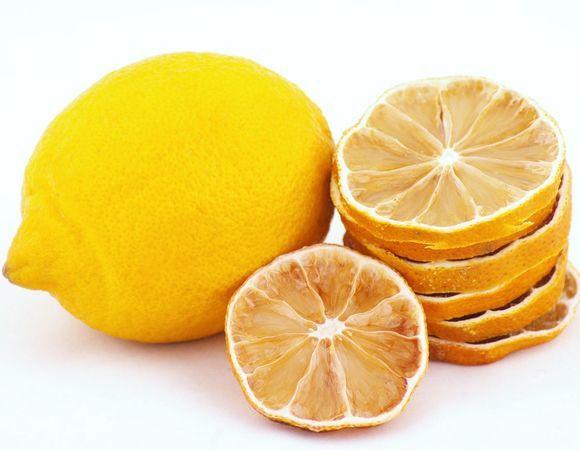Лимоны сушеные