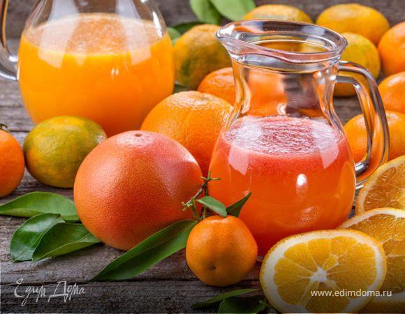 Фруктовый сок без сахара