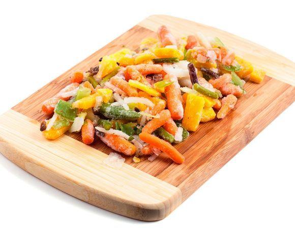 Овощная смесь замороженная для wok