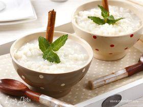 Рис для пудинга