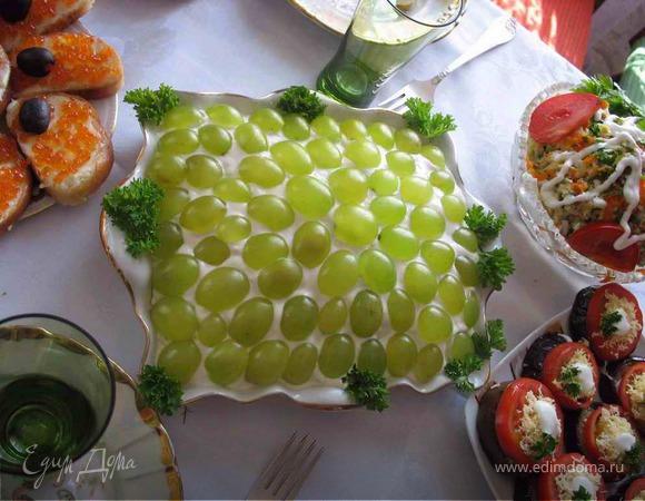 салат от тиффани с черносливом рецепт