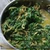 Нескучный шпинат