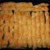 Сырные спиральки