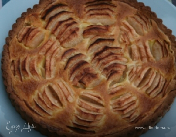 Эльзасский яблочный пирог