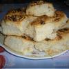 """Пирожки """"улитки"""" с капустой и сулугуни"""