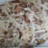 Мясо в сметанном соусе...